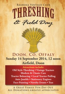 Threshing Flyer
