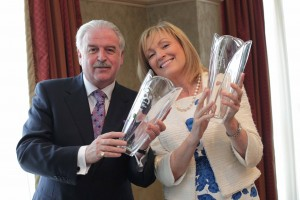 Broadcasters and patrons of The Carers Association, Marty Whelan and Mary Kennedy, will present awards to Ireland's Carer of the Year and Young Carer of the Year 2014 at a special ceremony in November in Dublin