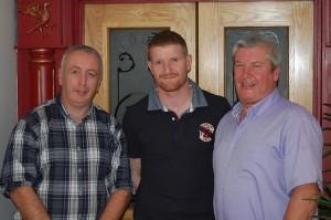 Willie Colgan, Richie Power & Brian Larkin