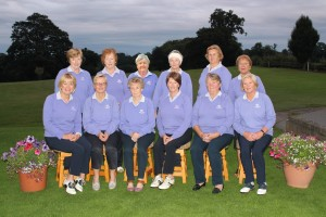 Cahir Park Golf Club to represent Munster in the Mary McKenna Diamond Trophy Tournament