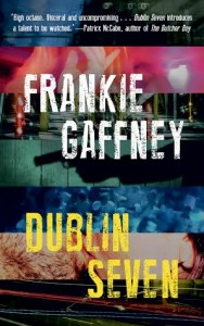 New Novel By Frankie Gaffney