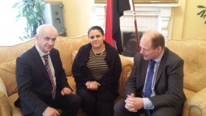 IFA Meets Egyptian Ambassador On LIve Export Trade