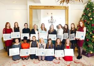 17 New Scholars Chosen For  The Women In Technology Scholarship Program