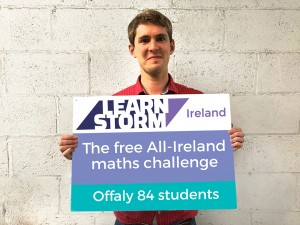 Maths challenge for Offaly students returns with €20,000 prize fund for students and schools