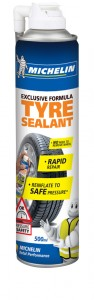 MICHELIN TYRE SEALANT LAUNCHED