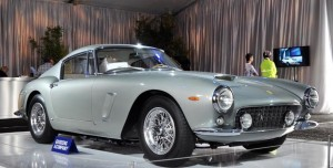 Ferris Bueller's Ferrari Roars In For AXA National Classic Car Show