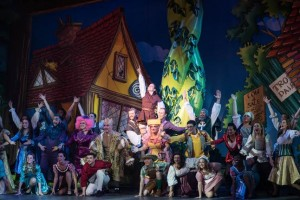 Birr Theatre Presents Jack And The Beanstalk