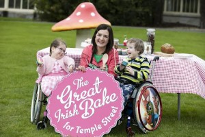 Join The Great Irish Bake And Sprinkle Some Magic For Temple Street