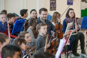 Midland's Young Musicians Take Part In First Ever Royal Irish Academy Of Music Regional Wind Festival, Athlone