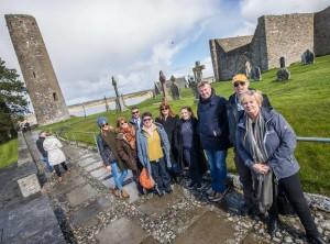 Tourism VIPs Enjoy Ireland's Ancient East Showcase