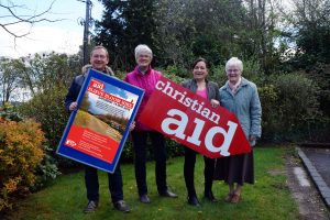 Tullamore Churches Together Launch Charity Hike on Slieve Bloom With Christian Aid