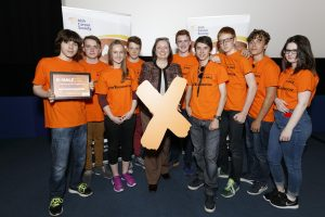 Edenderry Youth Action Win Prizes  At Irish Cancer Society X-HALE Youth Awards