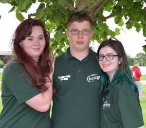 Three Offaly Teens Graduate from Foróige's International Leadership Programme