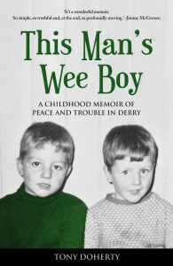 The Greatly Anticipated Book 'This Man's Wee Boy' To Hit The Shelves.