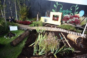Community Gardens from Ballycumber attract thousands of visitors at the Ploughing