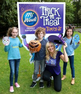 Host A Halloween Party To Help Sick Children In Temple Street