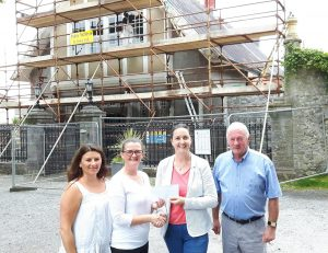 Fundraising Campaign For Birr Theatre And Arts Centre Facade Launched