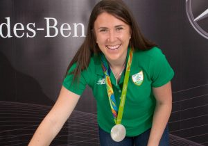 Mercedes-Benz And Olympic Star Annalise Murphy Announce 'Tier One' Partnership