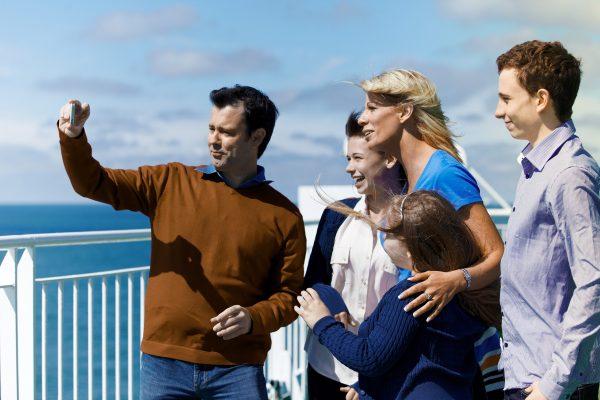 Irish Ferries Launches 'everybody Free' On The Irish Sea Offer