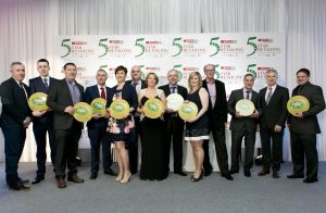 Offaly SPAR Store Recognised As Best In Class At Top Of The Tree Awards
