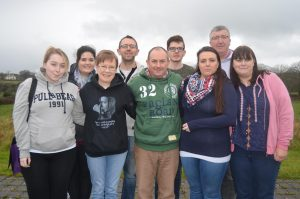 Nine Volunteers Represent Offaly At 47th Annual Foróige Leaders' Conference