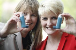 Asthmatics In Offaly Not Using Inhalers Correctly