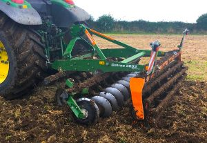 Offaly Dealer Launches New Amazone Catros Compact Disc Harrow
