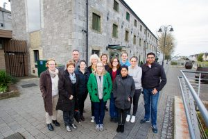 New Zealand Travel Agents Visit Offaly