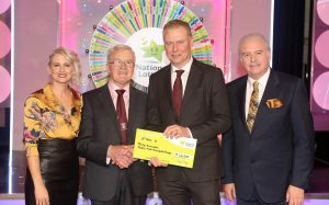 Offaly Man Spins Winning Streak Wheel