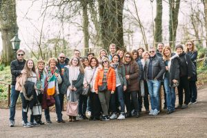 Italian Travel Agents Find Offaly 'Eccellente'!