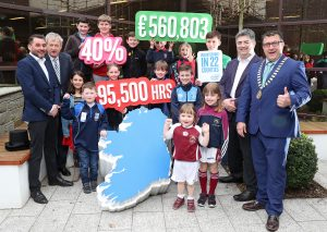 Intel Donates €21,000 To Organisations And Charities In Offaly