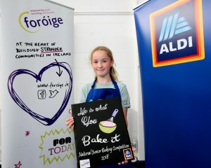 Offaly Girl Goes Through To The Aldi Foroige Junior Baking Finals