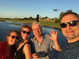 Top German Travel Journalists Cruise Into Offaly