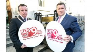Reduced VAT Rate Results In New Jobs In Offaly
