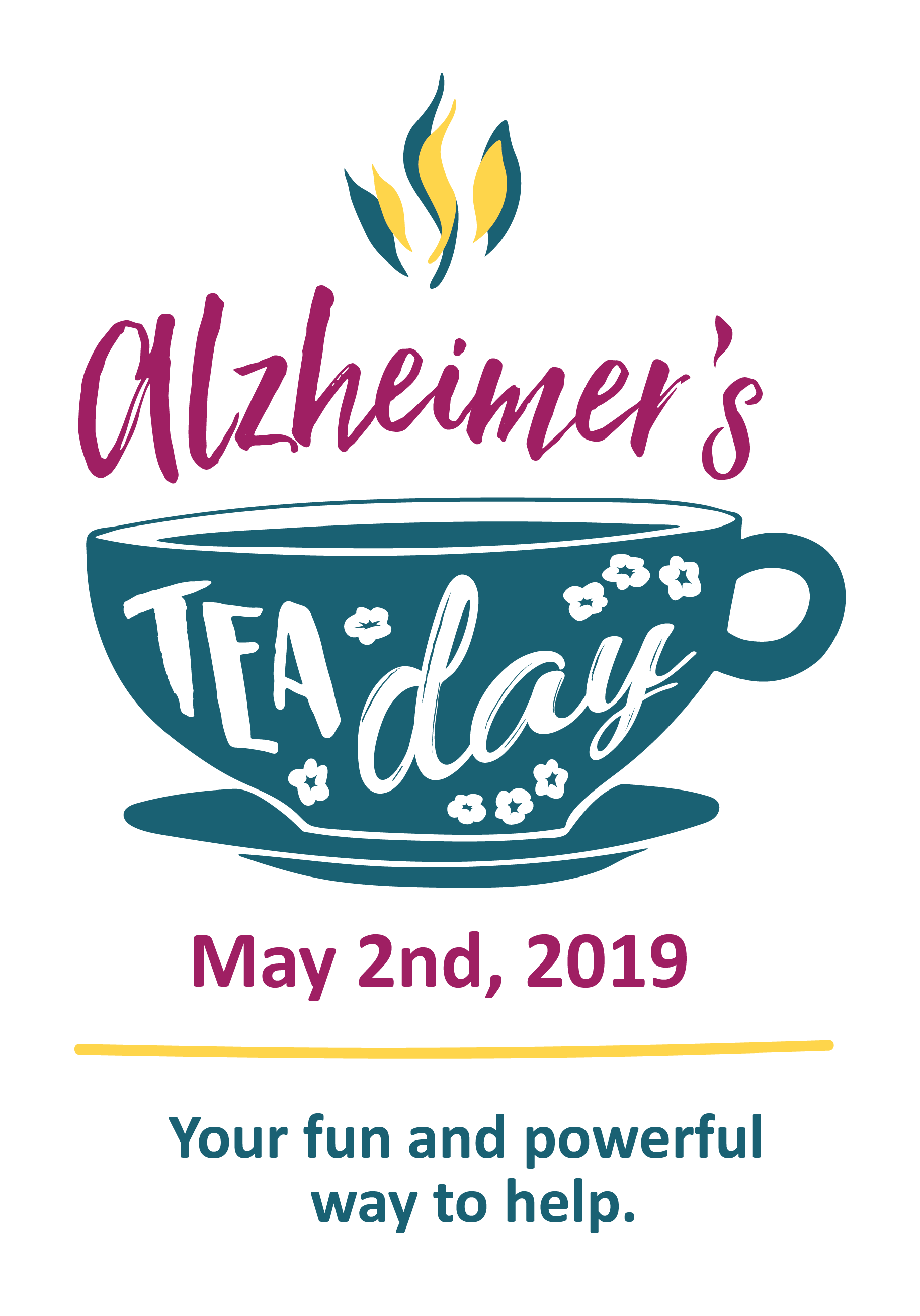 Dáithí Ó Sé Invites Offaly To Tea To Mark 25th Anniversary Of Alzheimer's Tea Day Campaign
