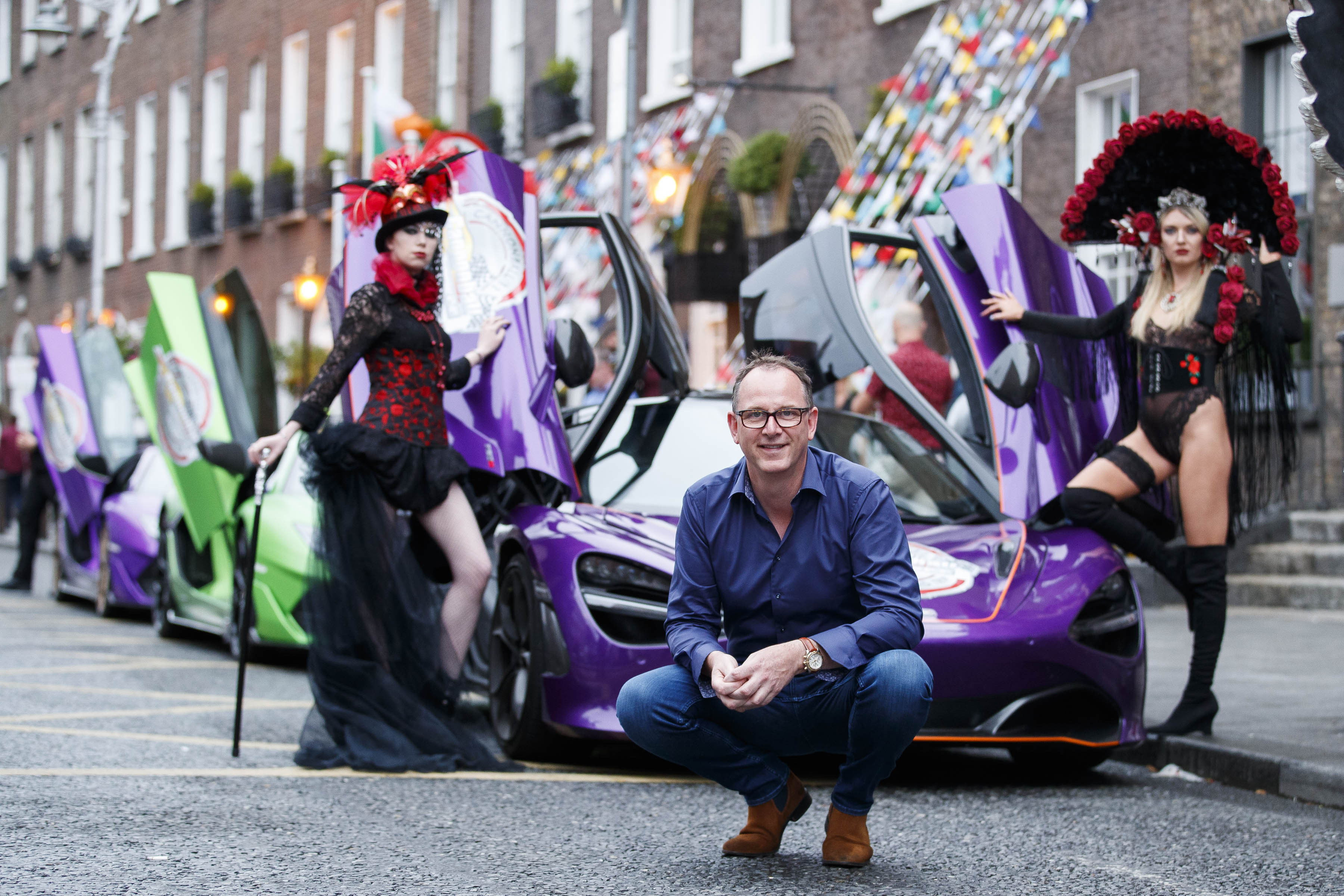 National launch of Cannonball Ireland and Edenderry tipped to be the biggest ever finish line