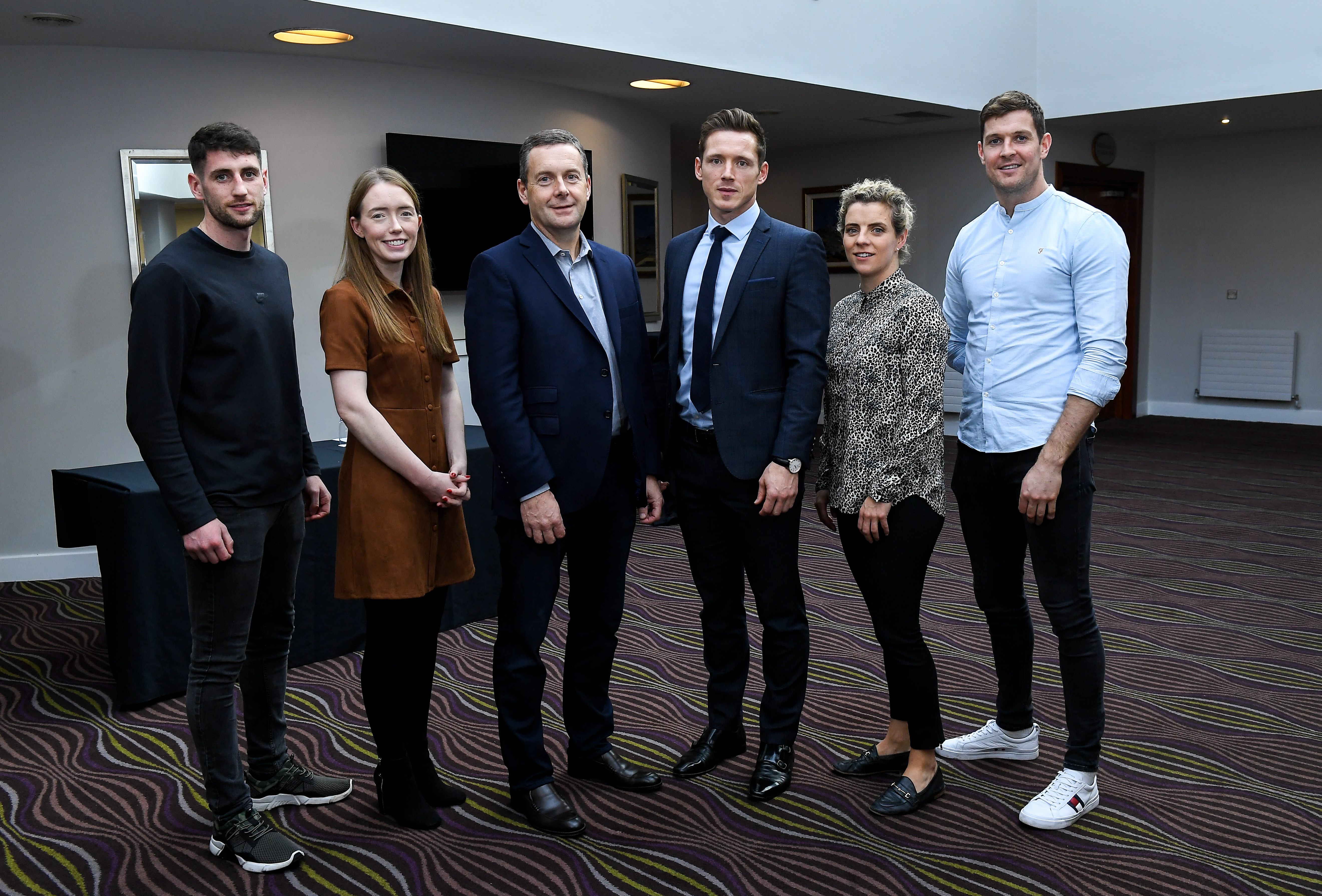 "Gaelic Players Association (GPA) and Women's Gaelic Players Association (WGPA) to benefit from further two year extension to the ""Jim Madden Leadership Programme"""