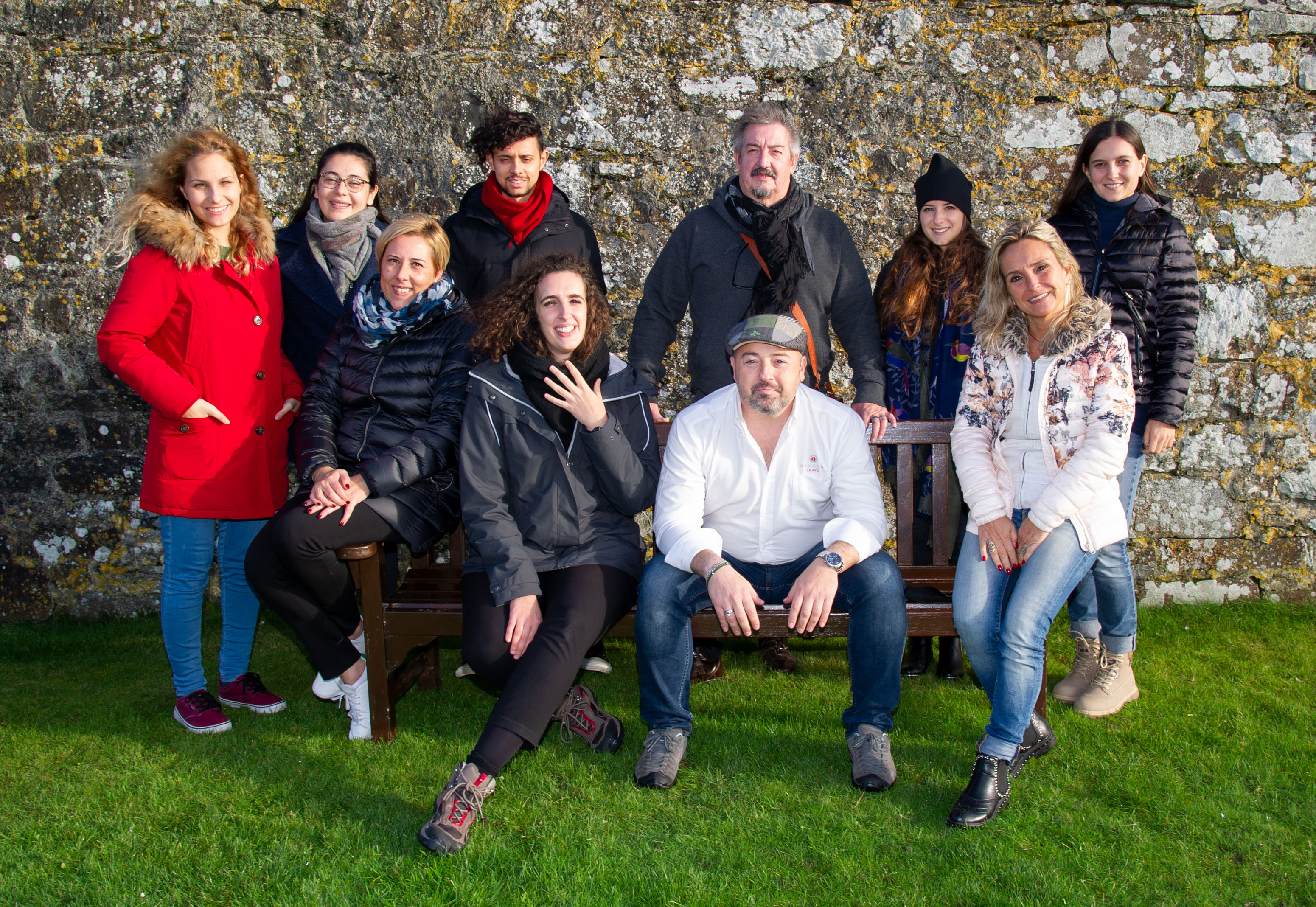 Italian travel professionals say 'Ciao' to Offaly
