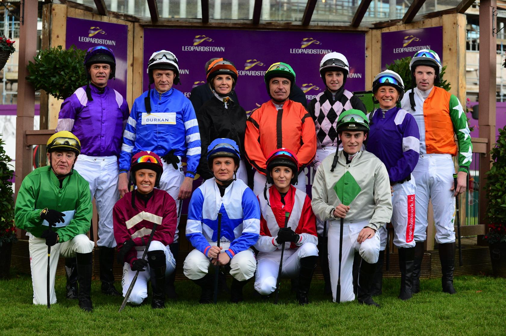 Laois ladies complete The Corinthian Challenge for Irish Injured Jockeys