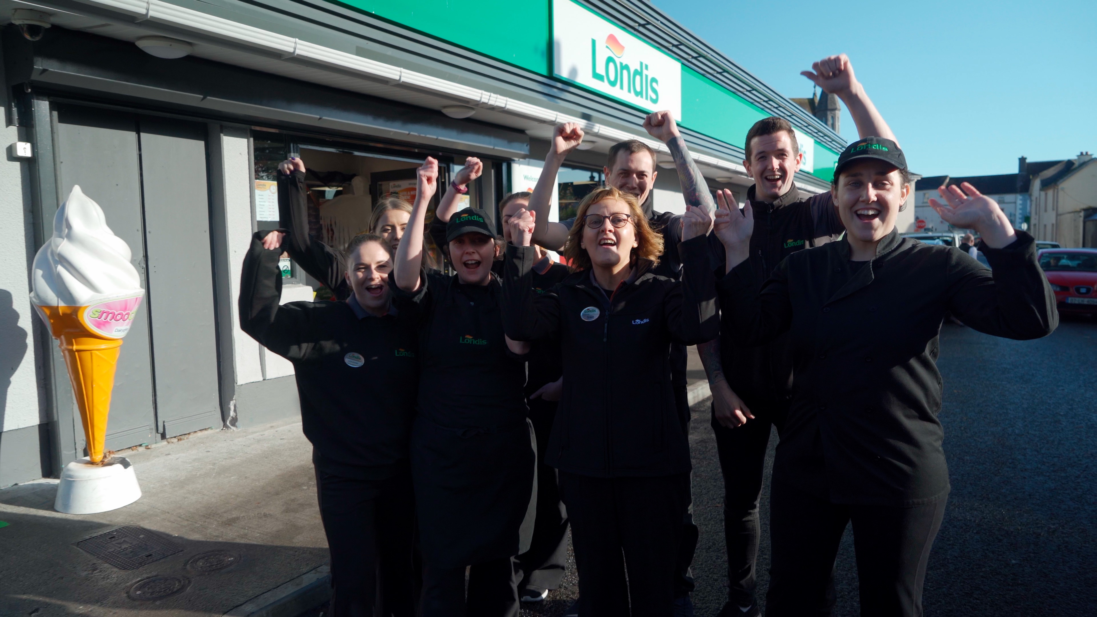 Knight's Londis Clara  proud to support Operation Transformation