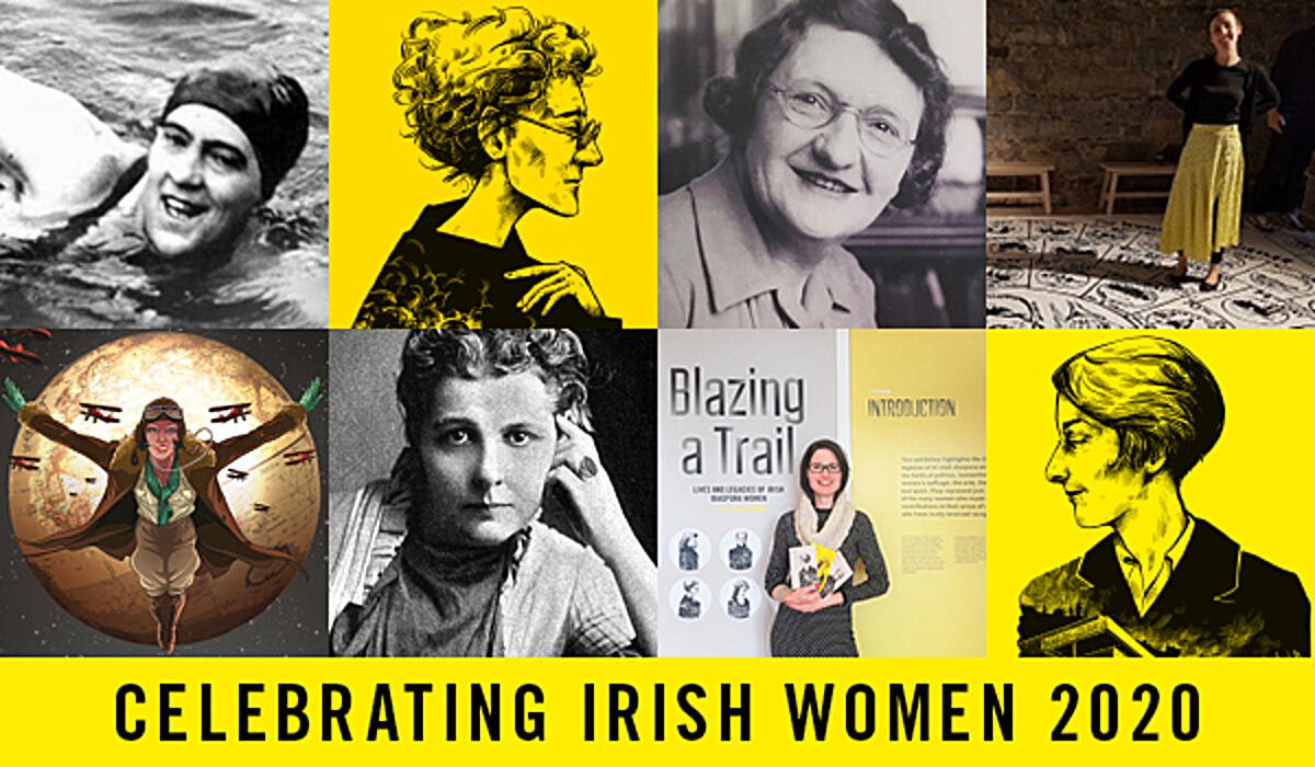 Herstory on RTÉ: Telling the Stories of Ireland's Great Female Trailblazers