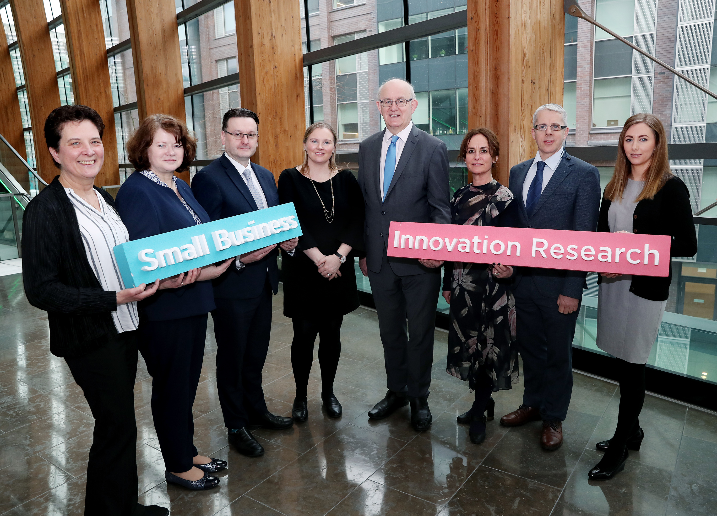 Enterprise Ireland approves €1.14m co-funding for Small Business Innovation Research (SBIR) Competitive Challenges