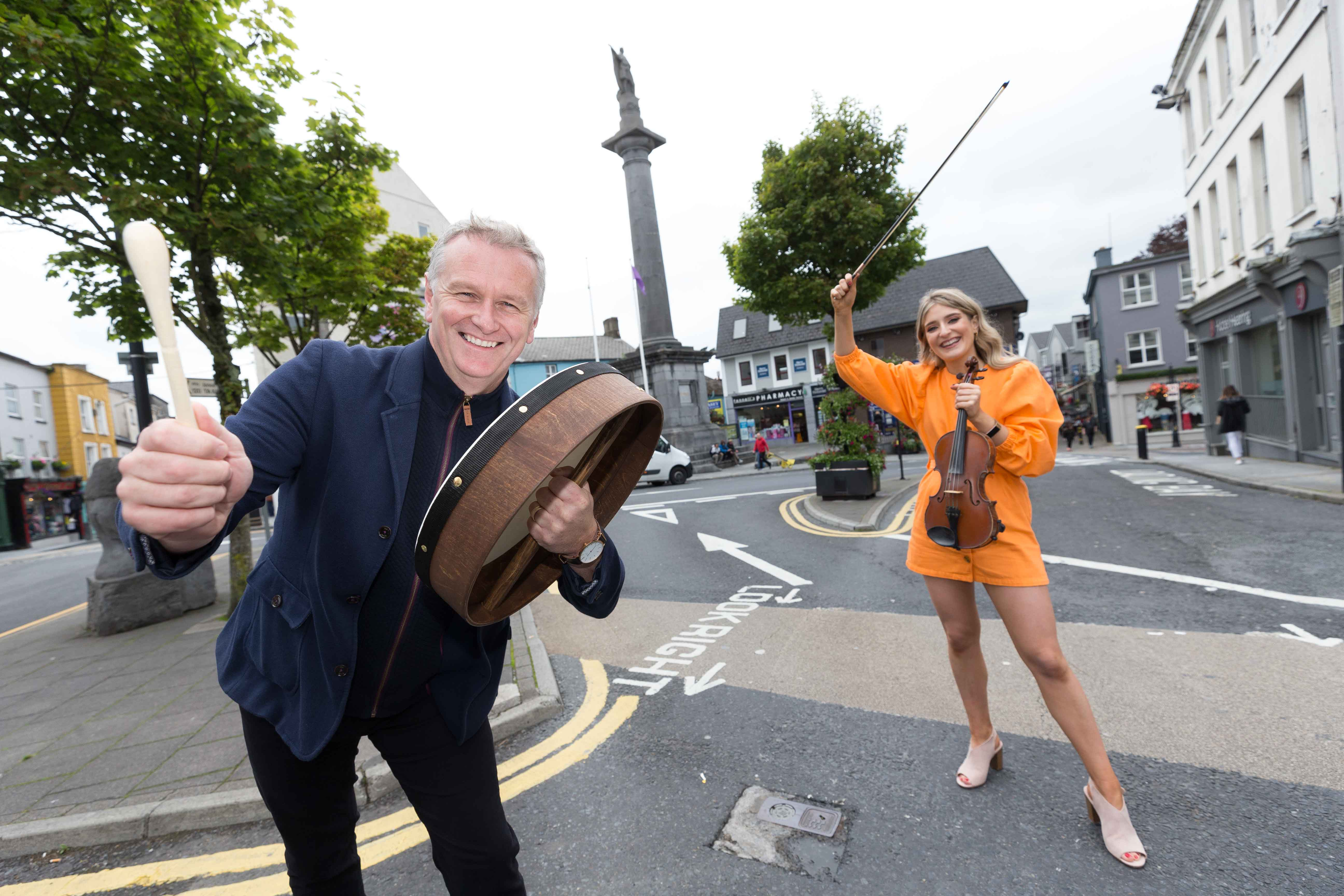 Fleadh2020- new series on TG4