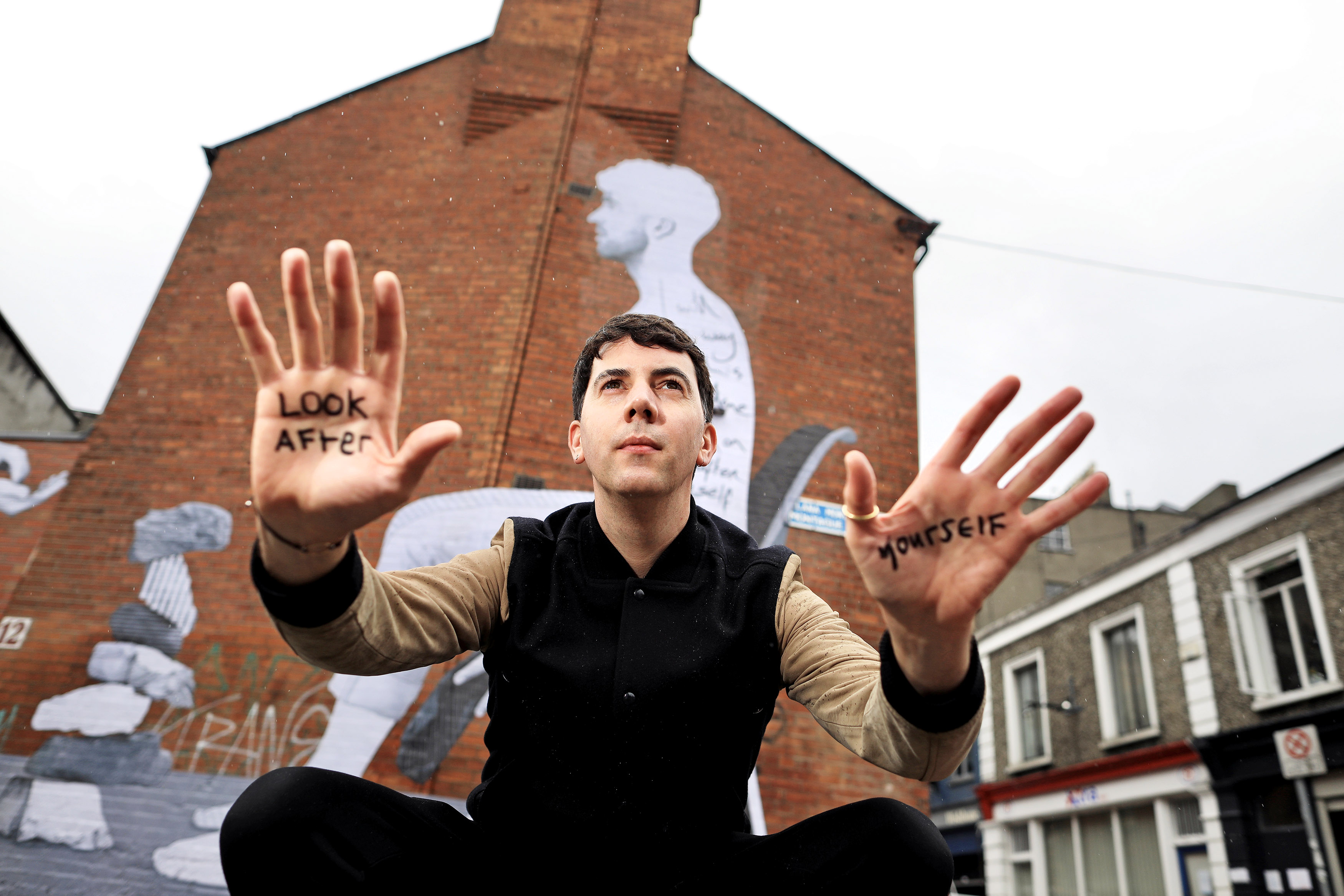 Only 3 in 10 Irish men say they would attend counselling/psychotherapy