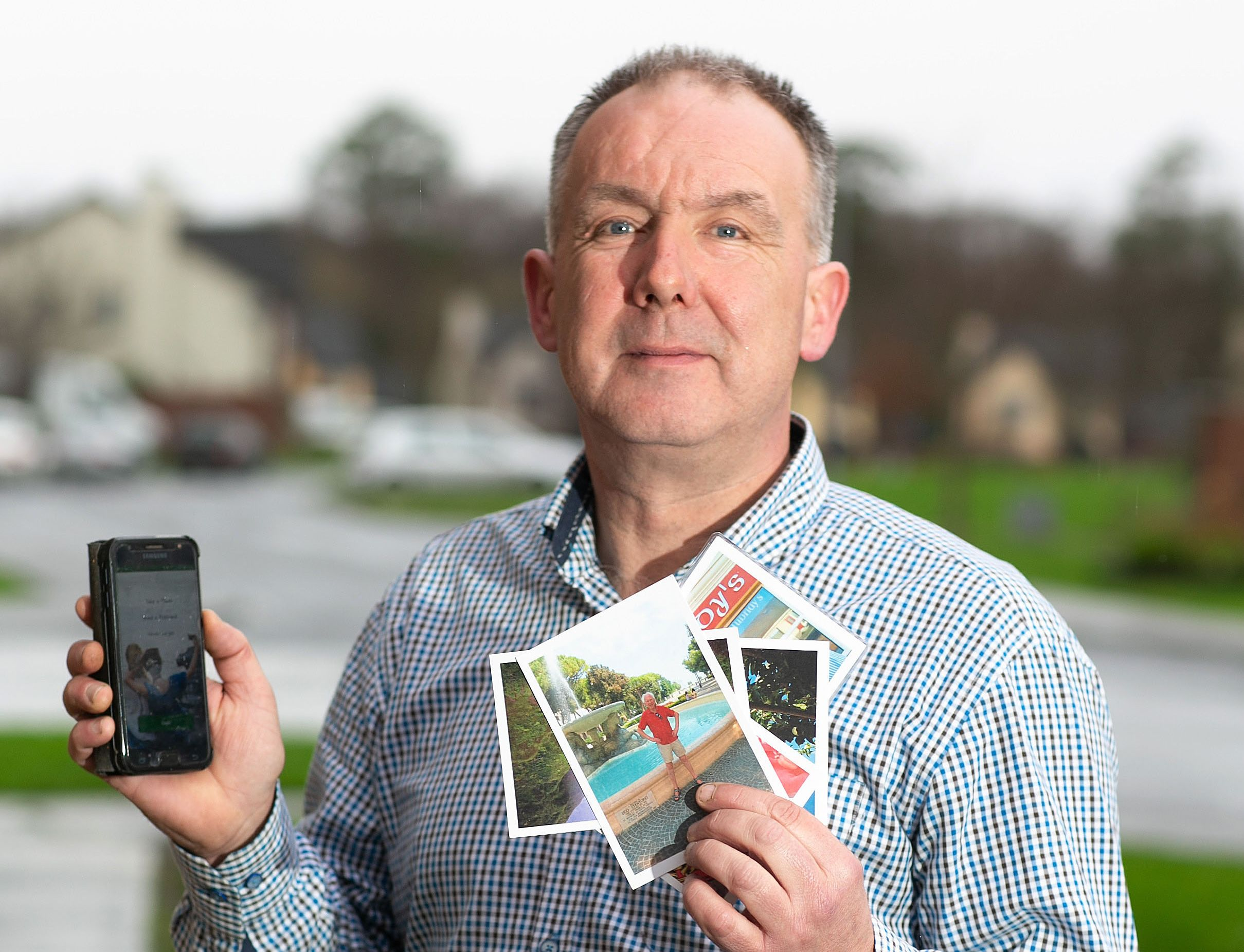 Postcards rescued from oblivion by clever Irish PostASelfie app