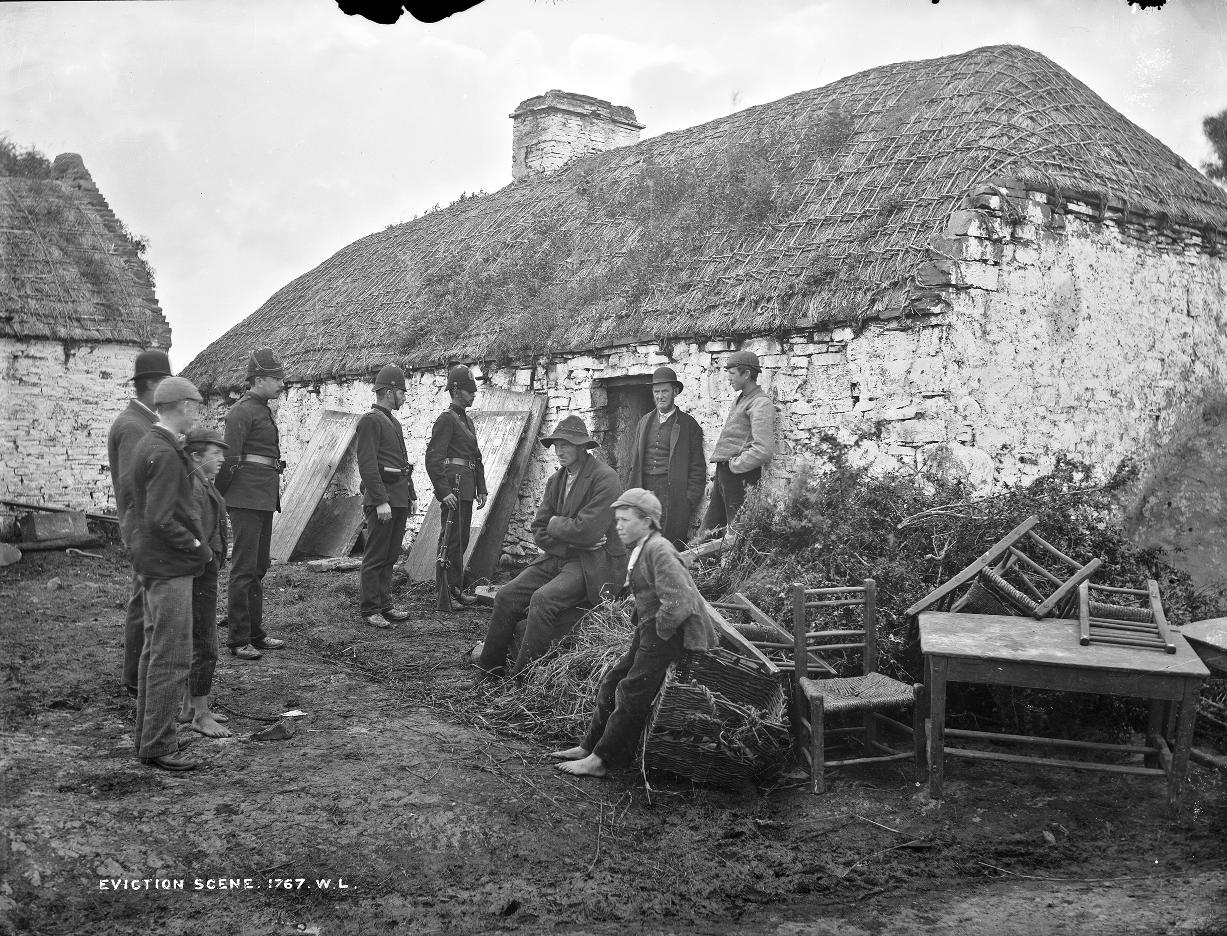 Major new famine documentary based on UCC book to screen on RTÉ