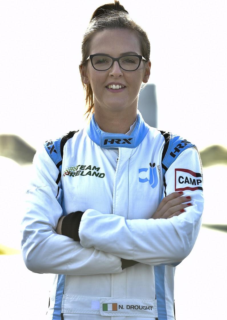Nicole Drought Joins BTCC Pit Crew at Brands Hatch