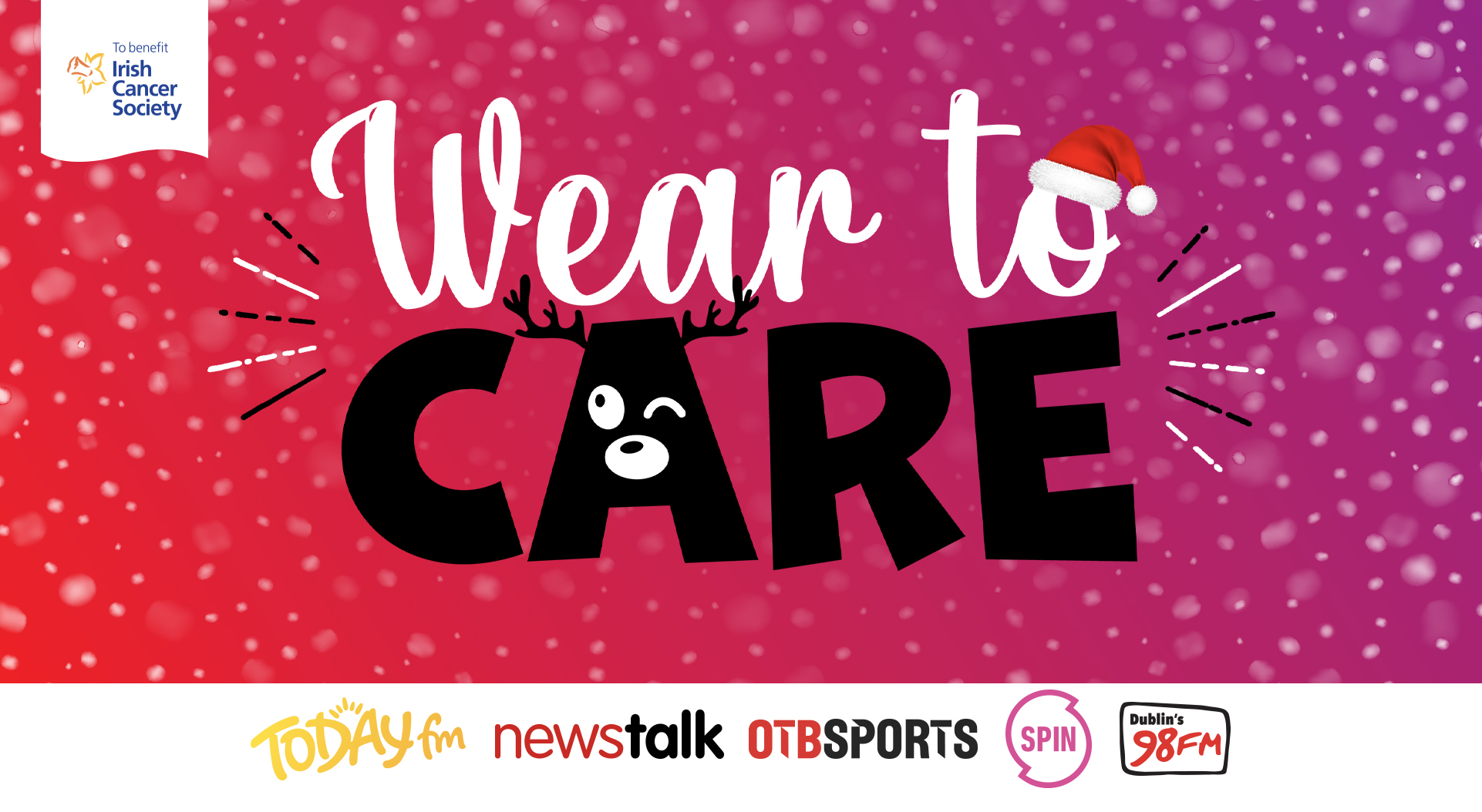Spin South West & national radio stations come together for 'Wear to Care'