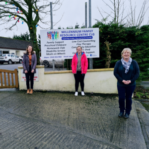Tipperary community support service named as National Finalist in the National Lottery Good Causes Awards