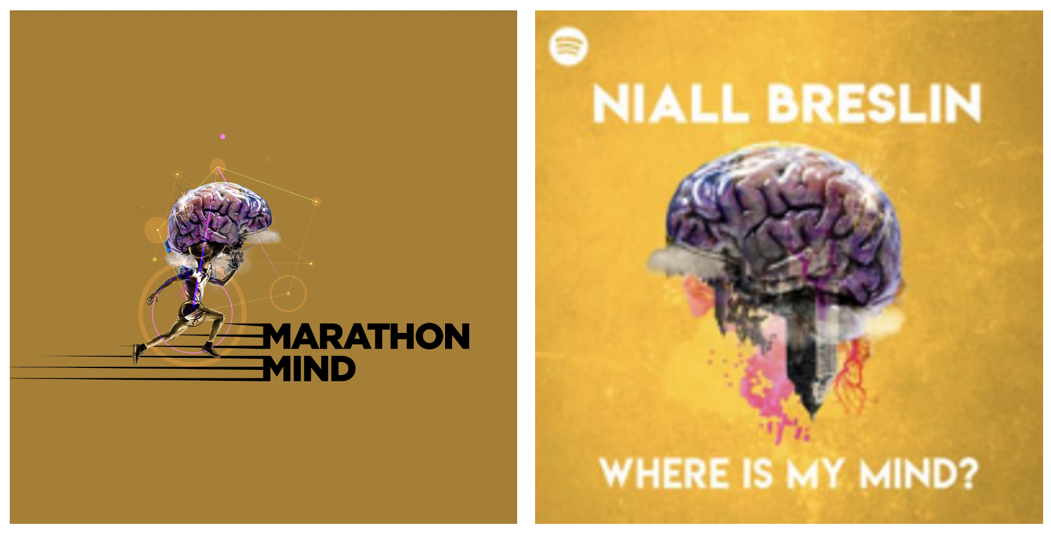 Niall Breslin launches 'Marathon Mind' exclusively available on Spotify Where Is My Mind? Podcast